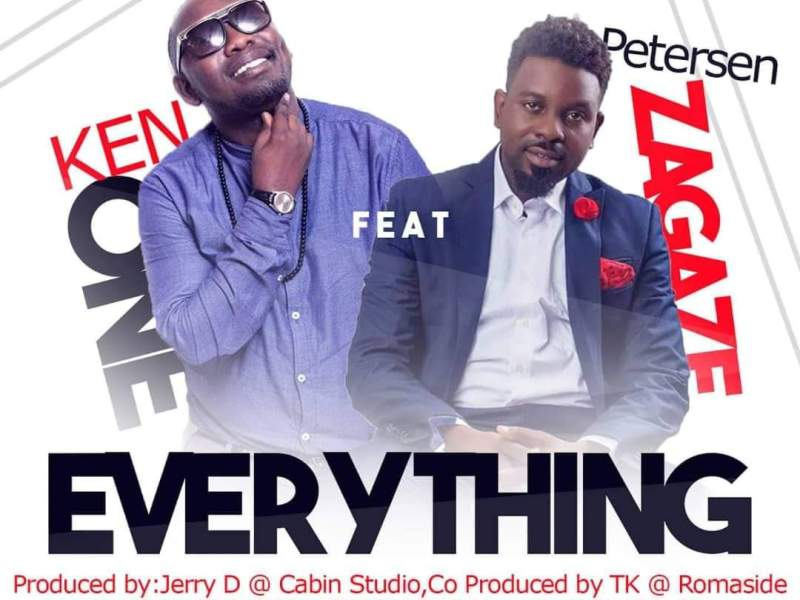 Ken One Feat  Petersen-Everything-Prod By  TK-Romaside
