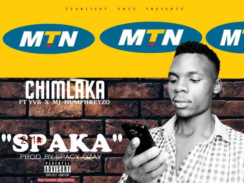Chimlaka Feat.YVB X Mj Humphreyzo-Spaka-(Prod By Spacy Dzay)