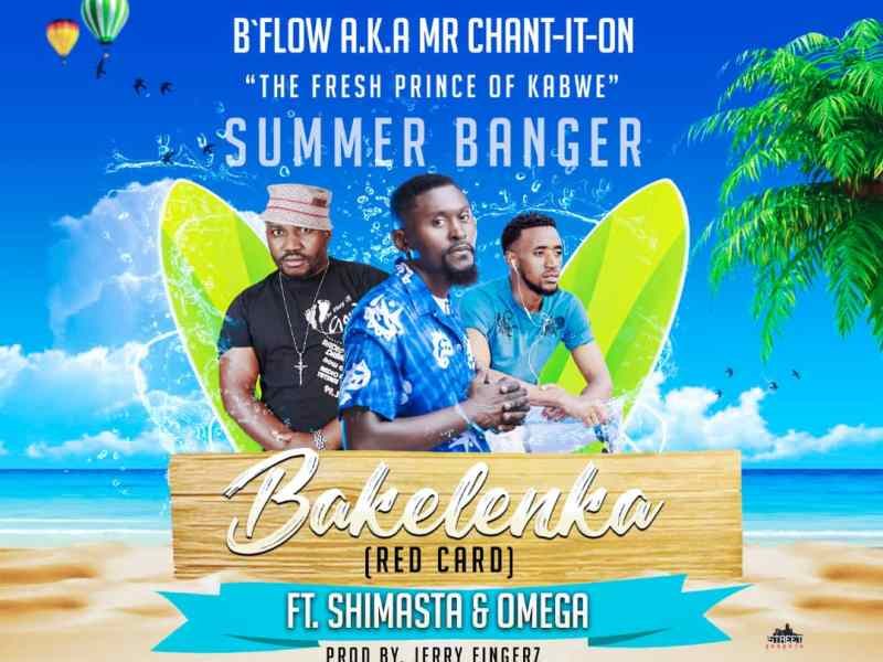 B'Flow Ft. Shimasta & Omega – Bakelenka (Red Card)_[Prod by Jerry Fingerz]