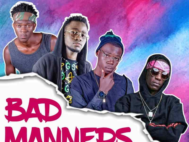 J-Squad ft Bow chase-Bad Manners(Prod By Mr Vibe & Fraicy)