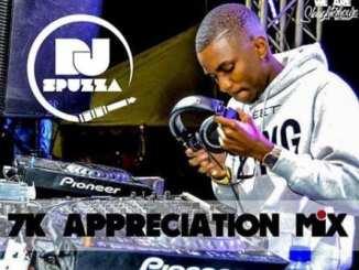 Dj Spuzza – 7k Appreciation Afro House Mix, Dj Spuzza, 7k Appreciation Afro House Mix, mp3, download, mp3 download, cdq, 320kbps, audiomack, dopefile, datafilehost, toxicwap, fakaza, mp3goo