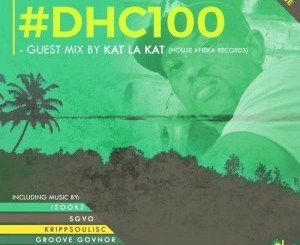 Kat La Kat, Deep House Cats SA #DHC100 Guest Mix, Deep House Cats SA, mp3, download, datafilehost, fakaza, Deep House Mix, Deep House, Deep House Music, House Music