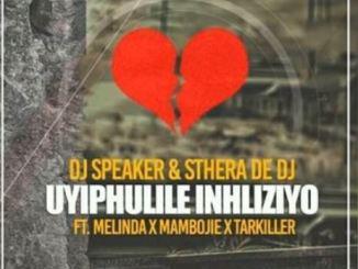 DJ Speaker, Sthera De DJ, Uyiphulile Inhliziyo, Melinda, Mambojie, Tarkiller, mp3, download, datafilehost, fakaza, Afro House 2018, Afro House Mix, Afro House Music, House Music