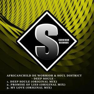 AfricanChild De Worrior, Deep Soule, download ,zip, zippyshare, fakaza, EP, datafilehost, album, Afro House, Afro House 2019, Afro House Mix, Afro House Music, Afro Tech, House Music