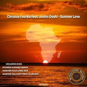 Christos Fourkis, Summer Love, Master Fale Rhytmic Club Mix, mp3, download, datafilehost, fakaza, Afro House, Afro House 2019, Afro House Mix, Afro House Music, Afro Tech, House Music