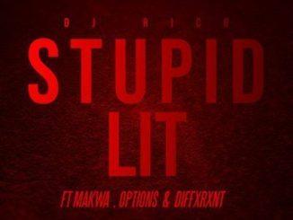 DJ Rico, Stupid Lit, Makwa, Dxffxrnt, Options, mp3, download, datafilehost, fakaza, Hiphop, Hip hop music, Hip Hop Songs, Hip Hop Mix, Hip Hop, Rap, Rap Music