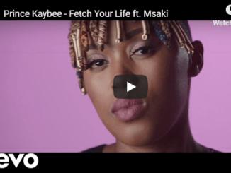 Prince Kaybee, Fetch Your Life, Msaki, video. mp3, download, datafilehost, toxicwap, fakaza, Afro House, Afro House 2019, Afro House Mix, Afro House Music, Afro Tech, House Music