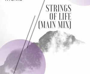 Ntsako, Strings Of Life, Main Mix, mp3, download, datafilehost, fakaza, Afro House, Afro House 2019, Afro House Mix, Afro House Music, Afro Tech, House Music