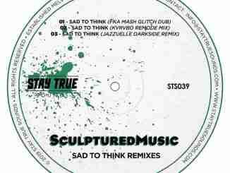 Sculptured Music, Sad to Think (Remixes), download ,zip, zippyshare, fakaza, EP, datafilehost, album, Deep House Mix, Deep House, Deep House Music, Deep Tech, Afro Deep Tech, House Music