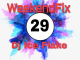 Dj Ice Flake, WeekendFix 29 2019, mp3, download, datafilehost, fakaza, Afro House, Afro House 2019, Afro House Mix, Afro House Music, Afro Tech, House Music