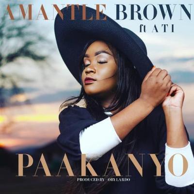Amantle Brown %E2%80%93 Paakanyo Ft. ATI zamusic - Amantle Brown – Paakanyo Ft. ATI