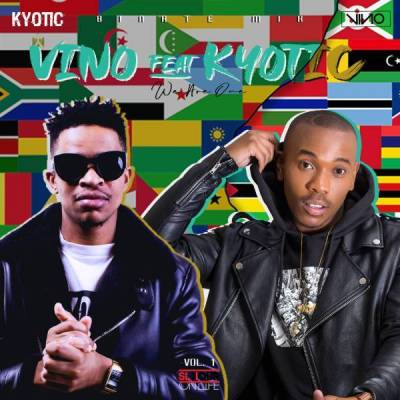 DJ Vino %E2%80%93 Binate Mix We Are One Ft. Kyotic zamusic - DJ Vino – Binate Mix (We Are One) Ft. Kyotic