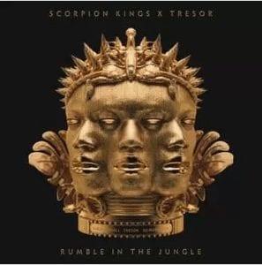 DJ Maphorisa Kabza De Small Scorpion Kings %E2%80%93 Rumble In The Jungle Artwork Tracklist mp3 download zamusic - Kabza de Small X Dj Maphorisa – Ndi phakamisele
