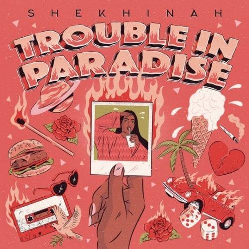 Shekhinah Trouble In Paradise zip album download zamusic - Shekhinah – Questions