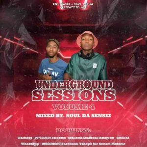 Soul Lee Da Sir Sensei %E2%80%93 Underground Sesions Vol.4 Mix mp3 download zamusic 300x300 - Soul Lee Da & Sir Sensei – Underground Sesions Vol.4 Mix