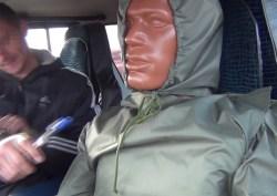 В Омской области задержали убийцу таксиста