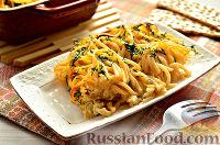 Foto till receptet: pasta med ägg