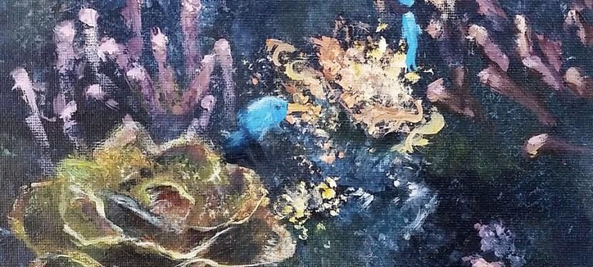 Acrylic Undersea