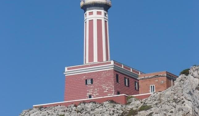 Acrylic – Amalfi Coast Lighthouse