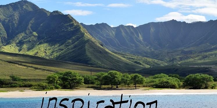 Pastel – Hawaiian Mountain Scene