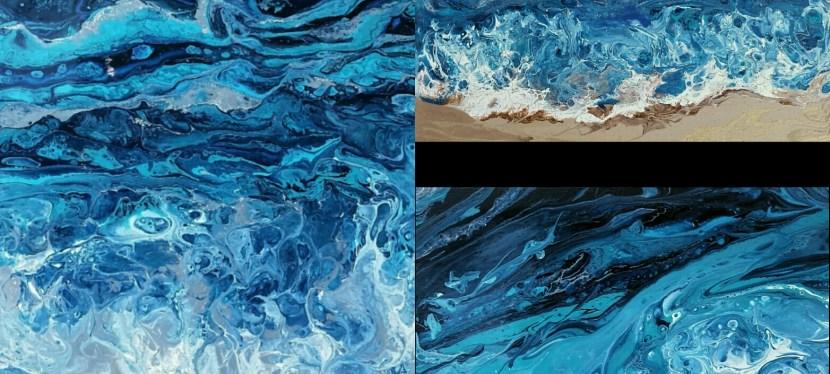 Flow Ocean Pour