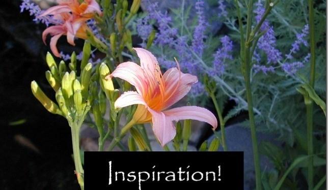 Acrylic Day Lilies