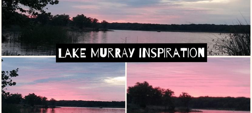 Acrylic Lake Murray