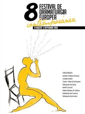 Afiche Festival De Dramaturgia-1