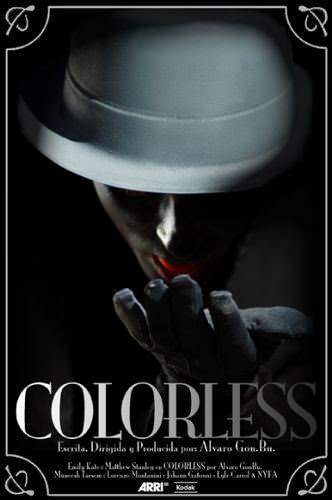 Colorless Afiche