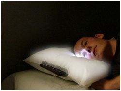 Glow Pillow Ok