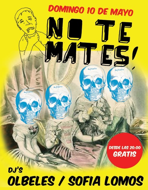 No Te Mates, 10Mayo