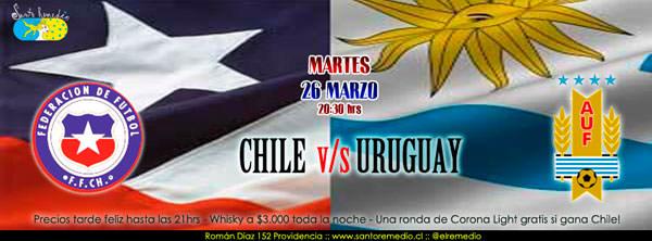CHILE-URUGUAY