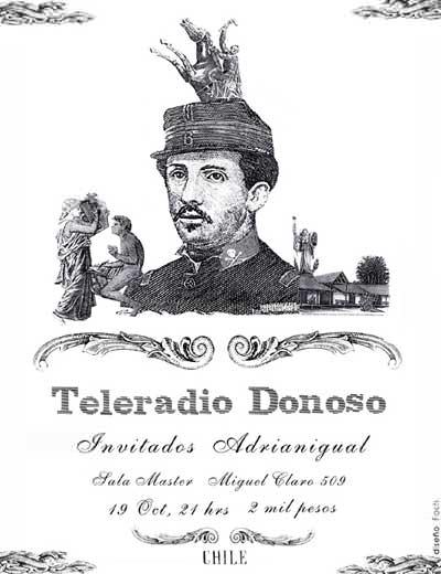 Flyer-Teleradio-Donoso