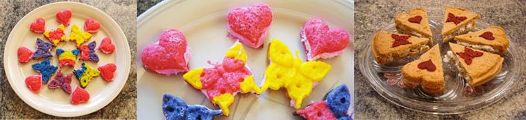 Kaleidoscope Cookies!