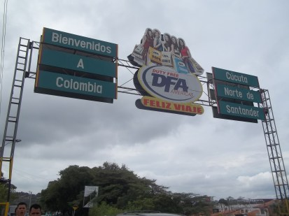 Colombia-Venezuela Border