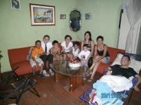 Family in Cucuta