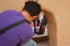 Arasch Zandieh fotografiert im Iran Kinder bei einer Veranstaltung
