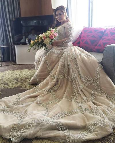 Bride Aileen