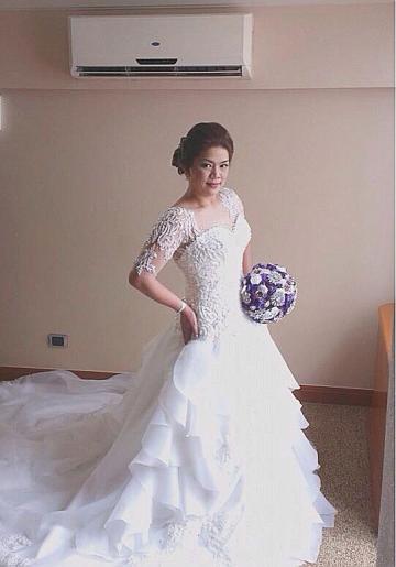 Bride Yhanie