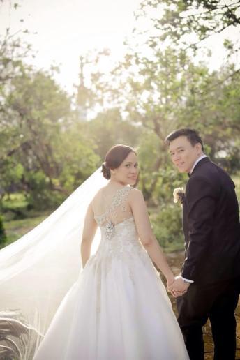 Bride Cristina