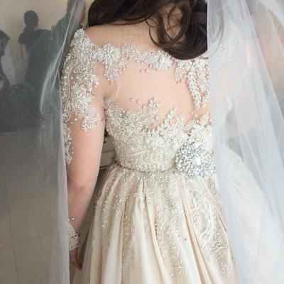 Bride Rachelle