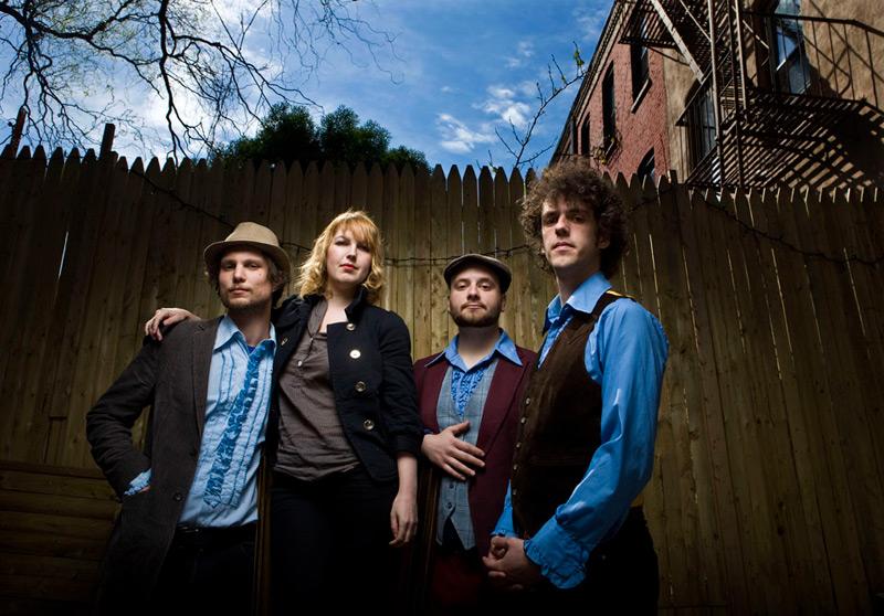 The Lisps, Photo by Zandy Mangold © 2008
