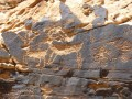 Rock art, Chevelon Canyon;  Credit: Spirit Eagle: Arizona