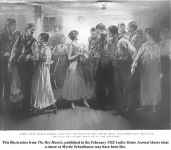 Dance at the Myrtle Schoolhouse