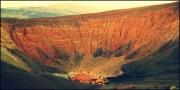 Uhebebe Crater, Death Valley, California, USA 2011;  Credit: PurePosePhoto