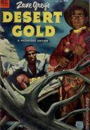 Zane Grey's Desert Gold - Dell Comic - 467