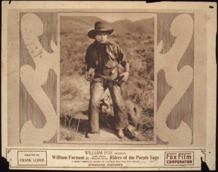 Riders of the purple sage - 1918 edition - New York Public Library 4