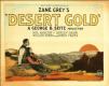 1926 Desert Gold - Sunset poster