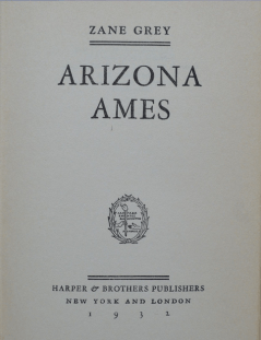 Frontispiece Harper & Brothers 1932