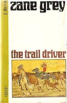 The Trail Driver, Pocket Books Inc, 1965